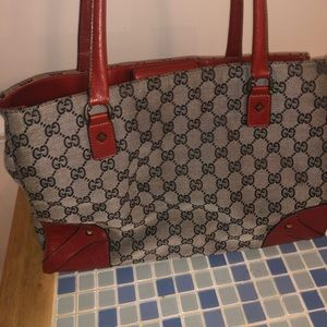 Vintage Gucci Handbag Tote
